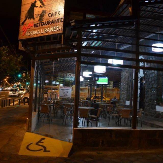 Fairuz Café Restaurante – Cocina Libanesa