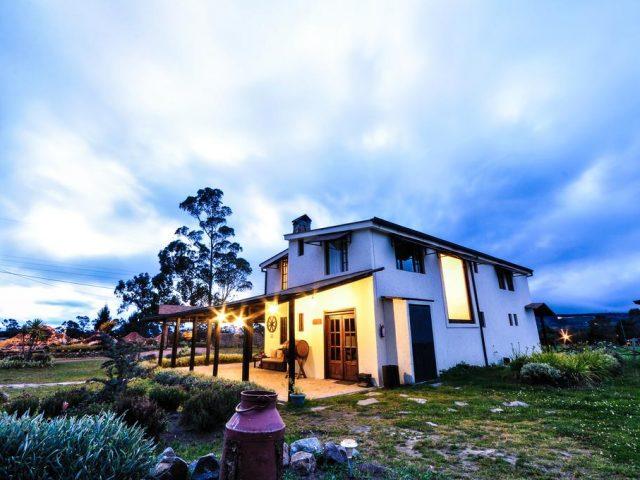 Chuquiragua Lodge & Spa