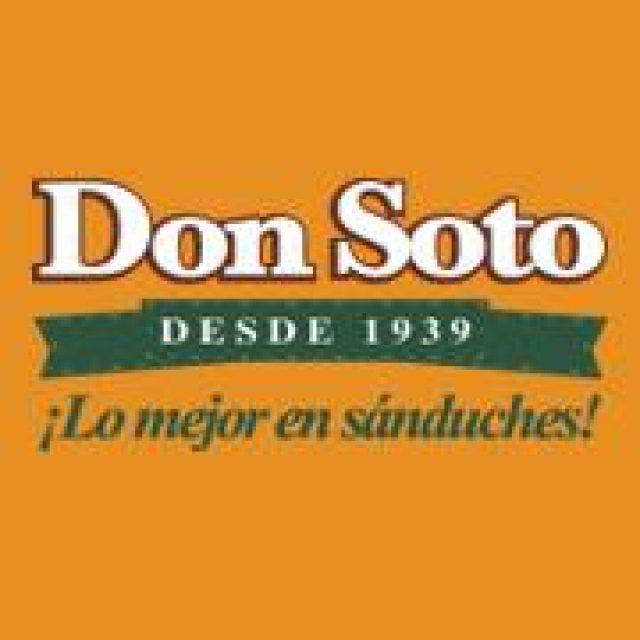 Sanduches Don Soto